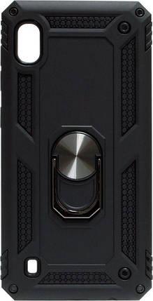 Накладка SA A105 black Hard Defence Honor New, фото 2