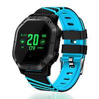 Мужские умные смарт часы Smart Watch K5Z. Спортивные наручные часы. Фитнес браслет трекер. Розумний годинник