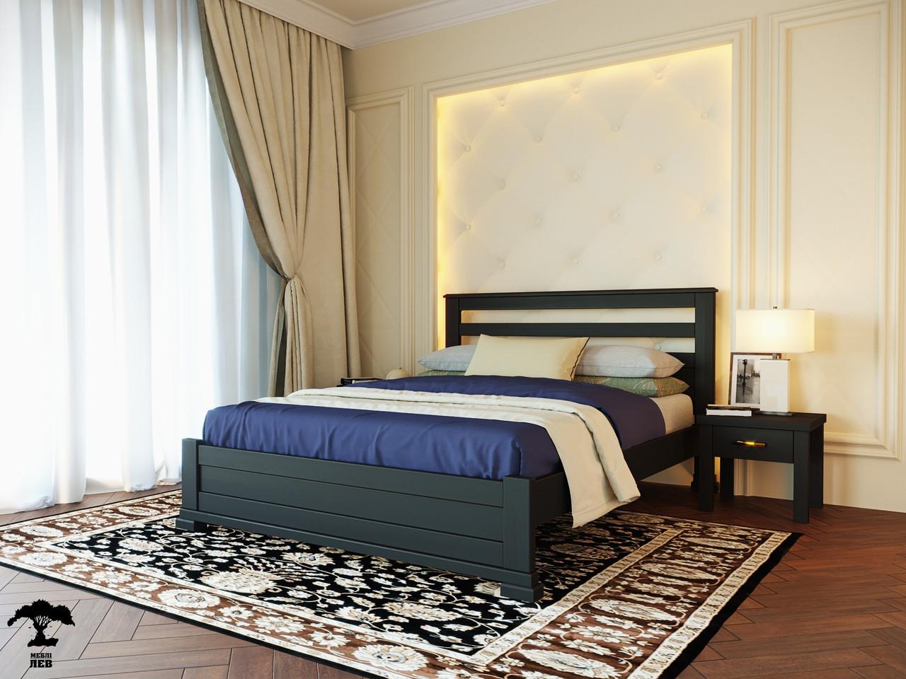 Деревянная кровать Лорд Лев Мебель™