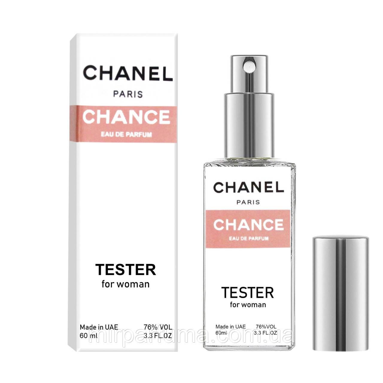 Женские духи Тестер Chanel Chance 60 ml