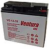 Гелевая аккумуляторная батарея Ventura VG 12-18 Gel