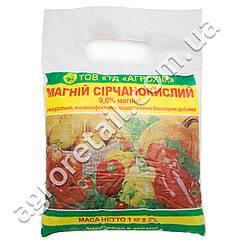 Удобрение Магний сернокислый 9.6% 1 кг