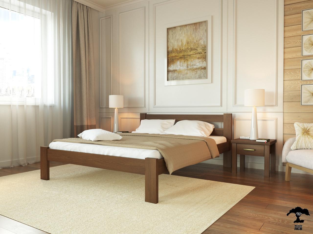 Деревянная кровать Соня Лев Мебель™