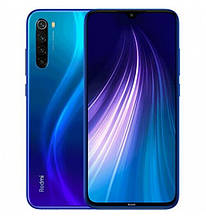 "Xiaomi Redmi Note 8 Global Version 4/128Gb 6.3"" + чехол / Snap 665 / камера 48Мп Samsung GM1 / 4000мАч"