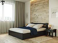 Деревянная кровать Соня с механизмом Лев Мебель