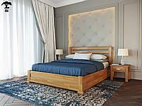 Деревянная кровать Лорд с механизмом Лев Мебель