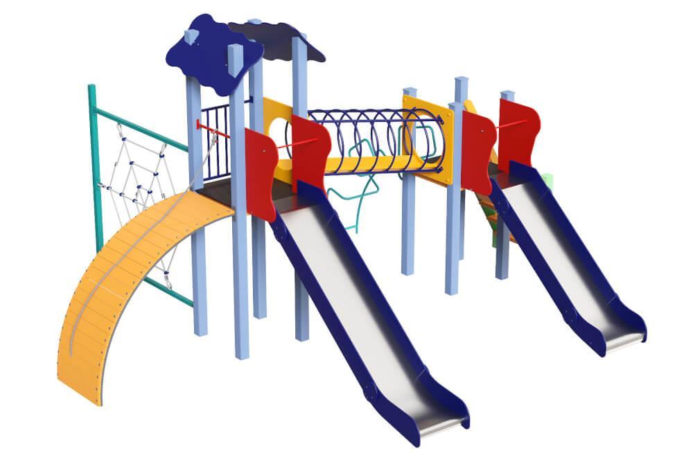 Детский комплекс Kidigo Global Kid