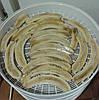 Сушилка+поддон для пастилы Ветерок-2 для фруктов и овощей мощностью 600 Вт, фото 4