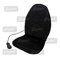 🔥 Накидка с подогревом и массажем для автомобильного сидения 5 моторов Elegant Plus 115Х50 см EL 100 601