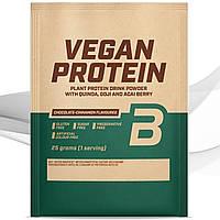 Растительный протеин Biotech USA VEGAN protein 25 грамм