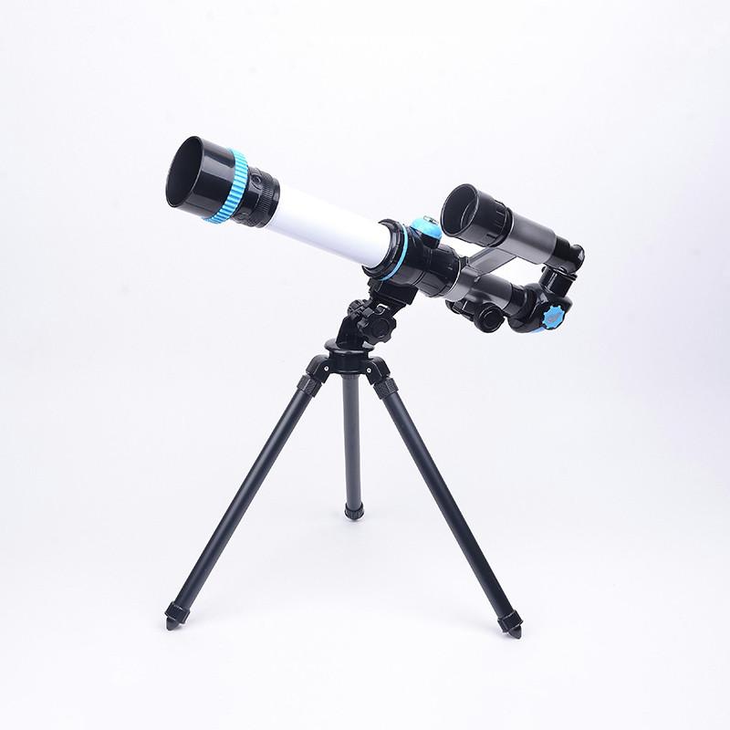 Телескоп дитячий C2153 (24шт/2) зі штативом, в кор. 46*8*19 см