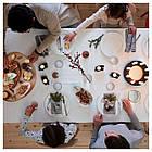 Миска IKEA VÄRMER красный 18x11 см 604.460.84, фото 3