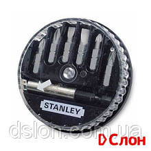 Набор бит STANLEY 1-68-735, Philips, Ph0, Ph1, Ph2, L= 25 мм, 7 шт, пластиковая коробка