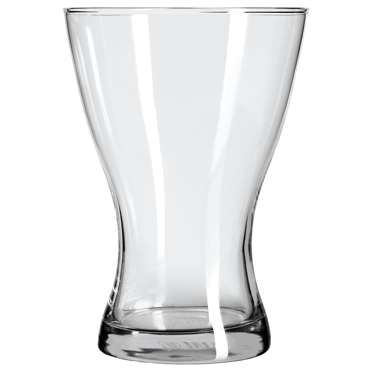 VASEN Ваза, прозрачное стекло 000.171.33