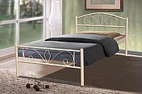 Кровать Релакс 90-200 см (бежевая)