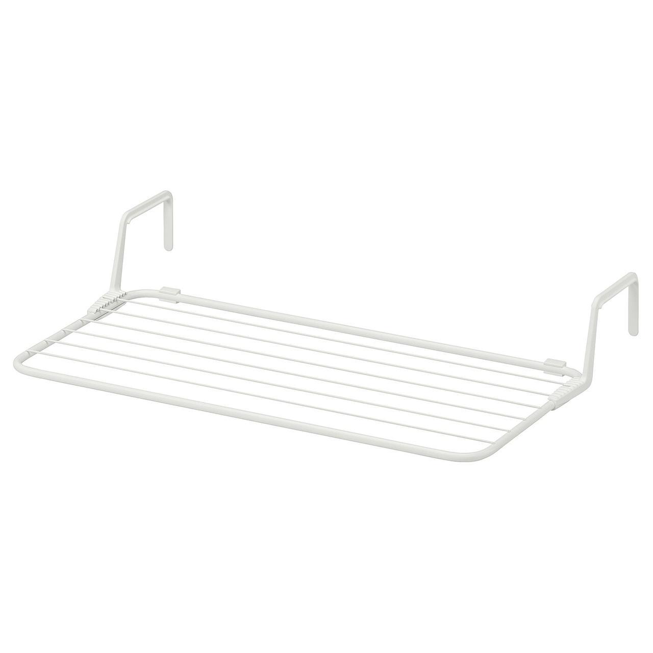 Сушилка для белья IKEA ANTONIUS белая 701.760.86