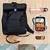 Рюкзак IKEA STARTTID 18 л черный 904.322.31, фото 4