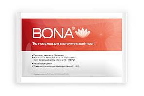 """Тест-смужка для визначення вагітності, тест на вагітність """"BONA"""" BONA"""