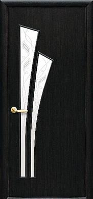 "Дверь Лилия с рисунком Р3 пленка пвх ""De Luxe"""