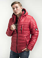 Модная зимняя мужская куртка