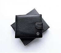 Мужской кошелек Philipp Plein 20737 черный