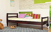 Деревянная кровать Алиса 80х190 см. ЧДК