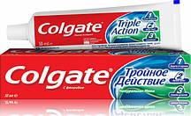"""Зубная паста Colgate """"Тройное действие"""" (50мл.)"""