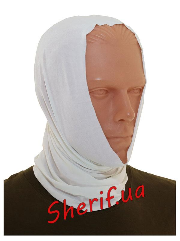 Мультифункциональный шарф Max Fuchs баф White 10173L