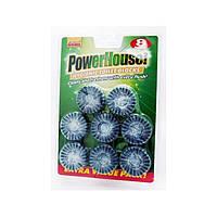 Таблетки для унитаза PowerHouse 8 шт (аромат сосны)