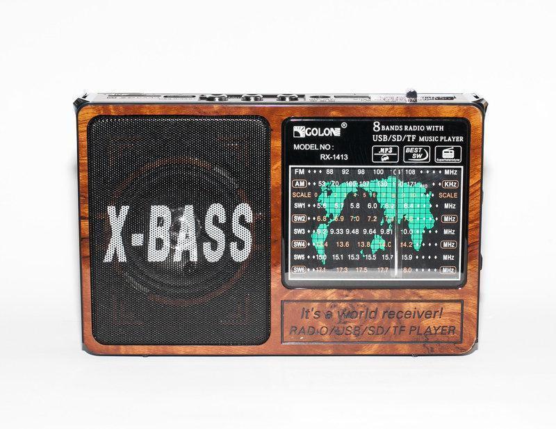 РадиоприемникGOLON RX-1413