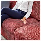 3-местный диван IKEA VIMLE Dalstorp разноцветный 692.987.72, фото 7