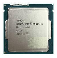 Новинка для socket 1150 процессоры XEON E3-1270 v3