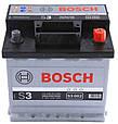 Аккумулятор Bosch S3 6СТ-45 Евро, фото 3