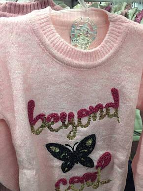 Кофточка Метелик на дівчинку, фото 3
