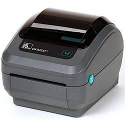 Принтер етикеток Zebra GK420D
