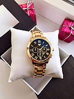 Мужские наручные часы с металическим браслетом