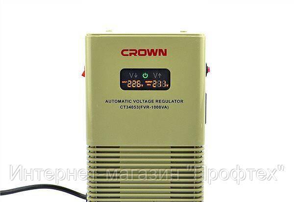 Стабілізатор напруги CROWN CT34053