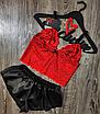 """Красивая женская атласная пижама """"Orlando"""", фото 4"""