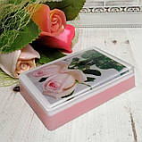 """Глицериновое мыло ручной работы """"Срезанная роза"""", фото 2"""