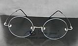 """Очки безоправные для зрения +/- """"круглые"""" код:3012, фото 3"""