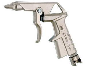 """Пистолет продувочный 25/AN 11/A короткий резьба 1/4"""" нар. ANI Spa AH050505 (Италия)"""