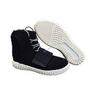 Кроссовки мужские Adidas Yeezy 750 Boost черные
