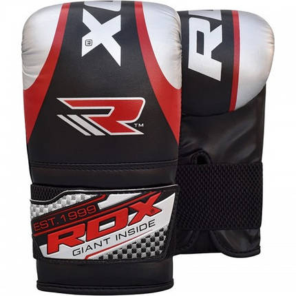 Снарядные перчатки, битки RDX Black, фото 2