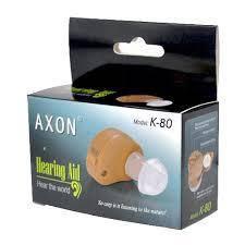 Слуховий апарат Axon K-80