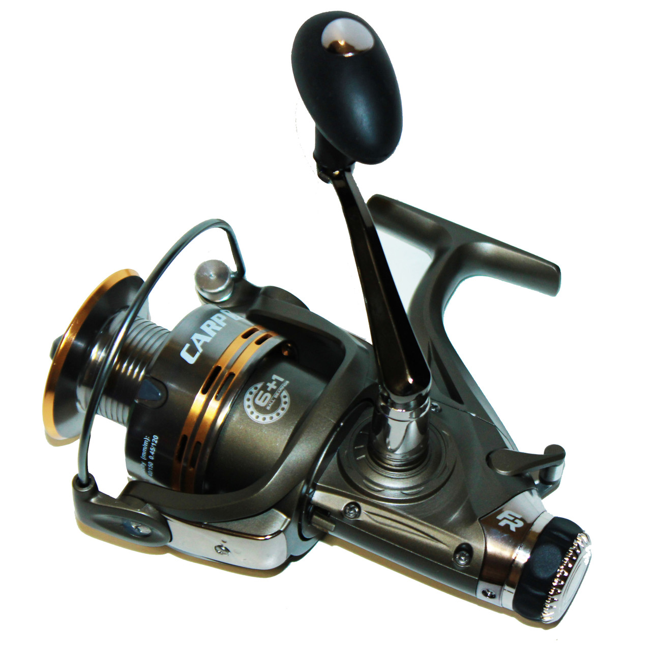 Катушка Fishing ROI Carp XT 6000 с бейтраннером