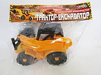Конструктор Трактор-экскаватор, ИП.30.008