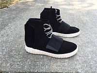 Кроссовки мужские Adidas Yeezy 750 Boost  By Kanye West black
