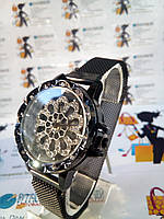 Шикарные женские наручные часы на магнитном браслете