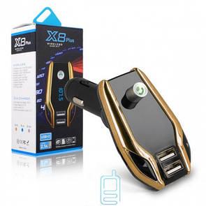 Трансмитер FM X8 Plus
