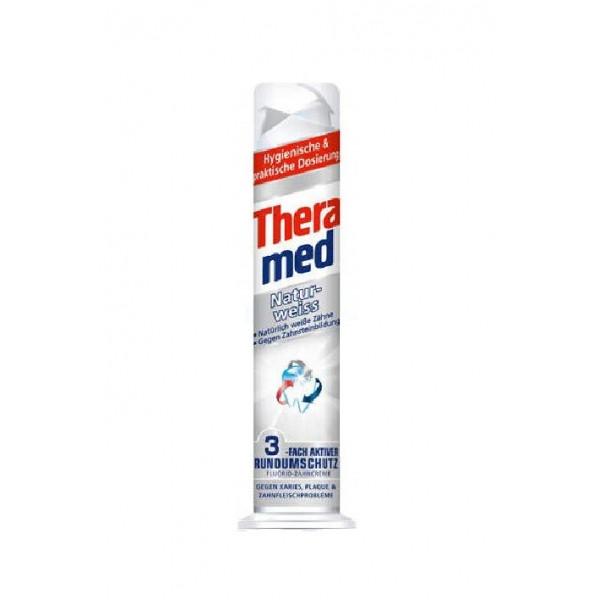 Зубная паста Theramed Natur Weiss отбеливающая, 100 мл